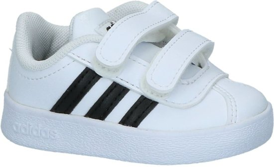 Fonkelnieuw bol.com | Witte Sneakertjes adidas VL Court 2.0 TX-88
