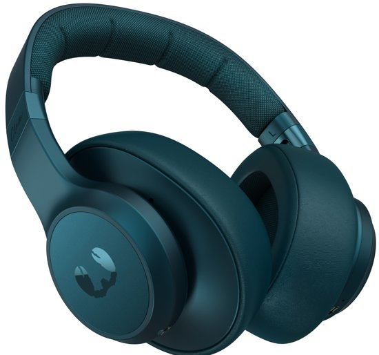 Fresh 'n Rebel Clam ANC - Draadloze over-ear koptelefoon met Noise Cancelling - Blauw