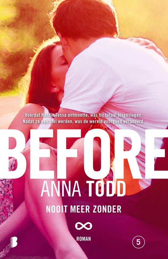 Boek cover After 5 - Before van Anna Todd (Onbekend)