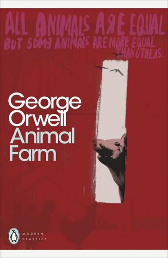 animal farm by geopge orwell essay The book animal farm by george orwell is a novel which describes how animals were able to take power away from men and start a new society the story shows that the teachings of an intellectual pig were used posteriorly to start a revolution in which its leaders, snowball and napoleon, claimed to guarantee freedom.