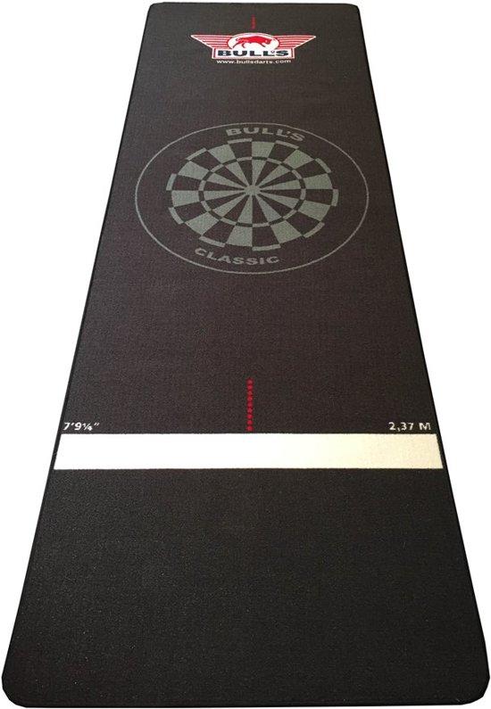 Bull's Carpet Dartmat 300x95 cm Black