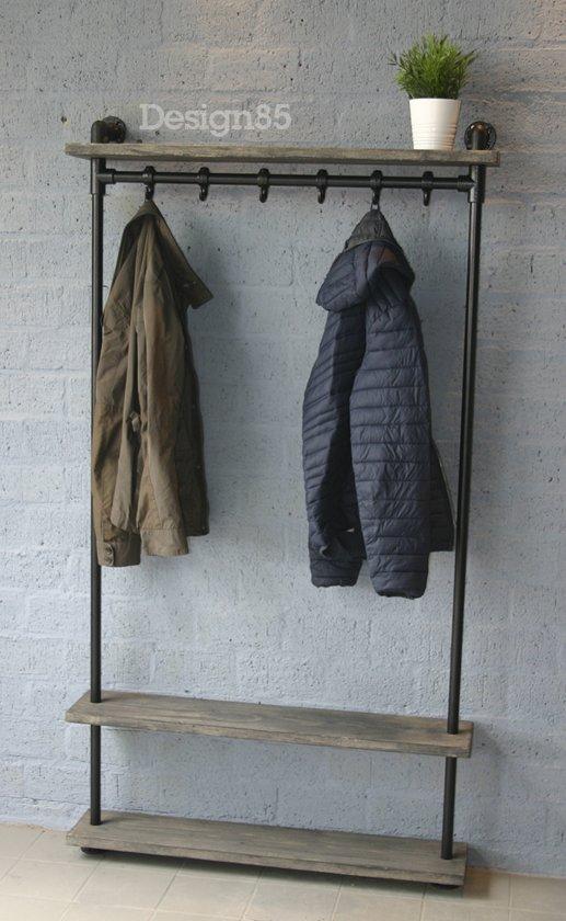 Design85 - Steigerbuis - kapstok - Vintage