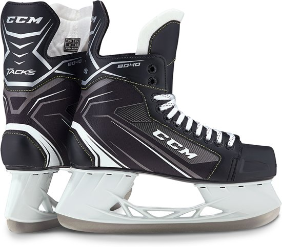 CCM IJshockeyschaatsen TACKS 9040 JR Zwart 34