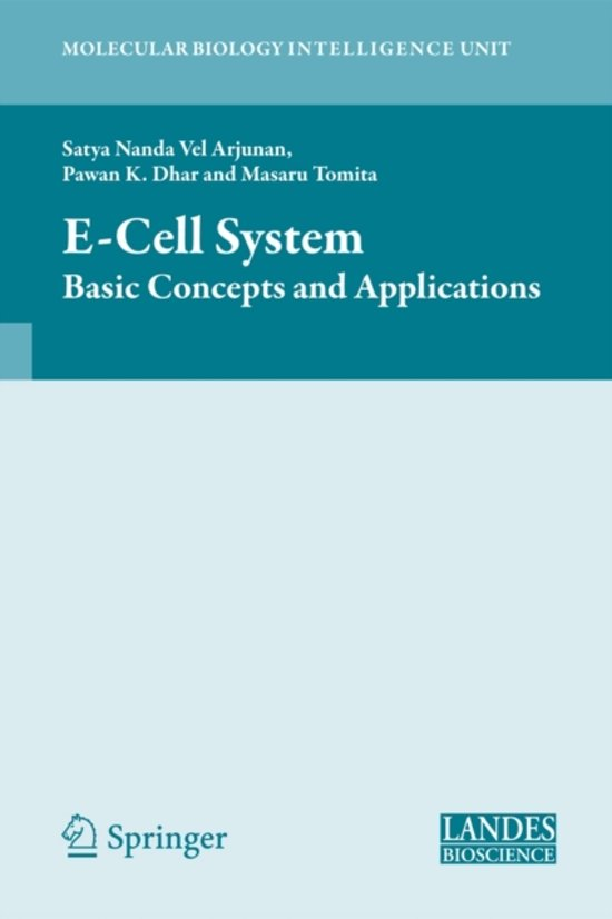 E-Cell System