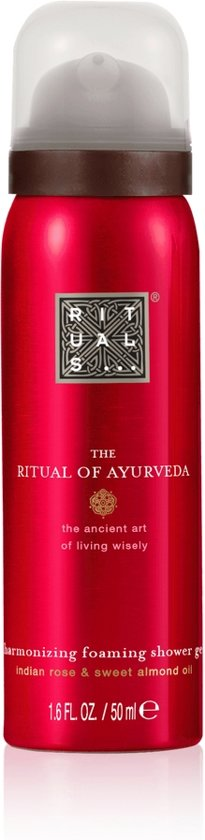 RITUALS The Ritual of Ayurveda Doucheschuim Travelsize - 50 ml