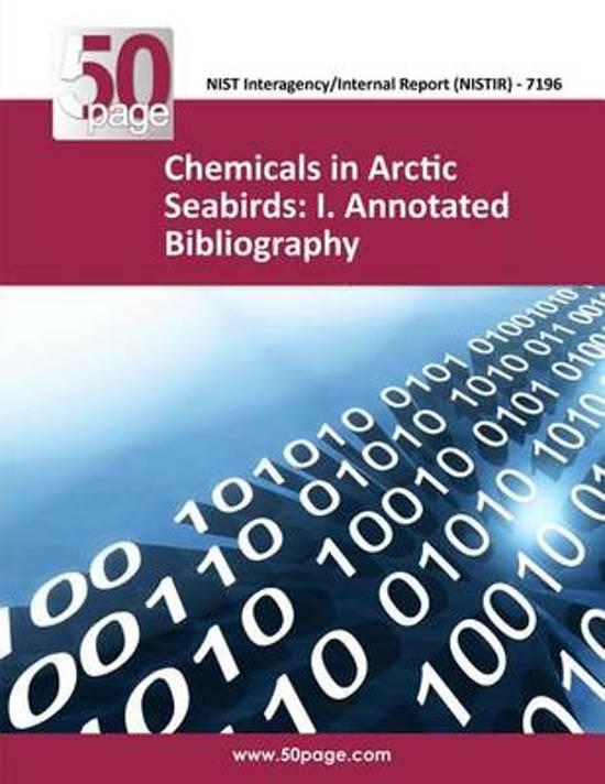 Chemicals in Arctic Seabirds