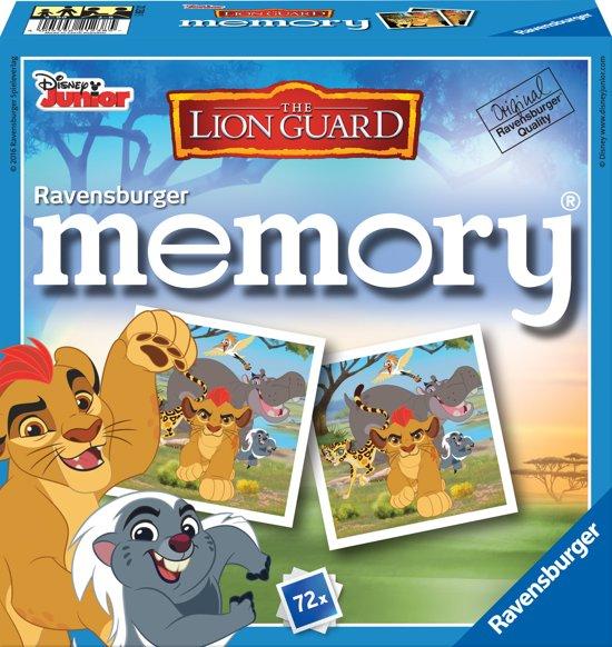 Afbeelding van het spel Ravensburger Disney The Lion Guard memory®