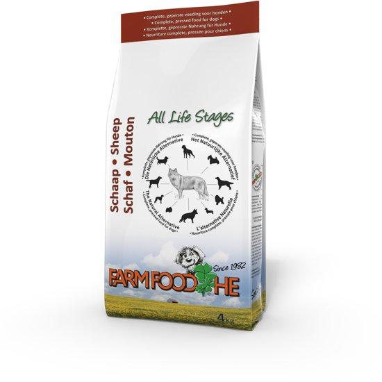 Farm Food High Energy - Schaap - Hondenvoer - 4 kg