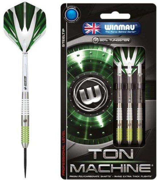 Winmau Ton Machine steeltip dartpijlen 21gr