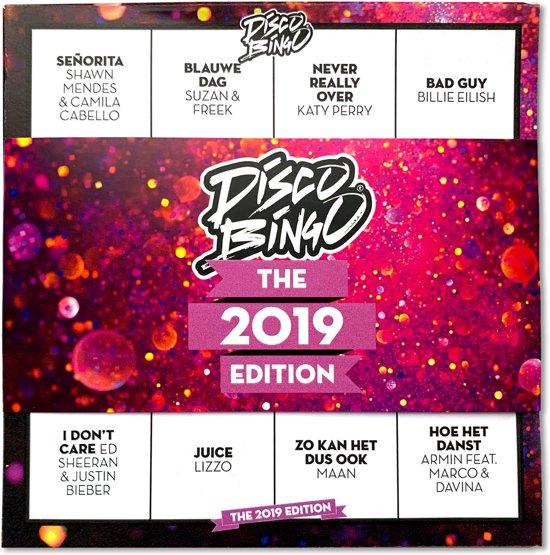 Disco Bingo The Game - Gezelschapsspel