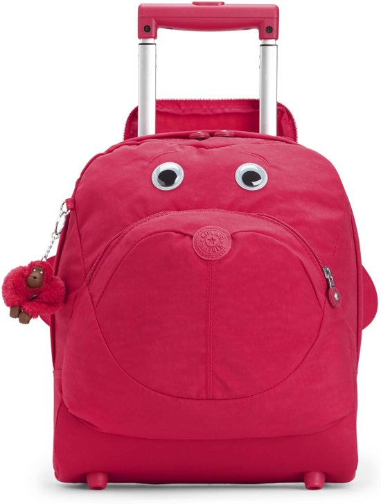 b0a91f06544 Kipling Big Wheely Kinderreiskoffer - True Pink