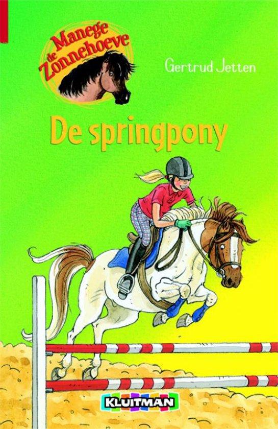 Bol Com Manege De Zonnehoeve De Springpony Gertrud