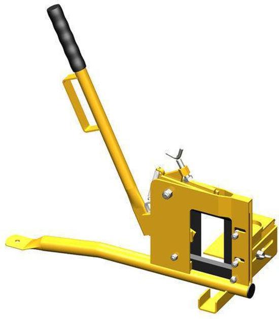 Verwonderend bol.com | steenknipper BLC Waalformaat/metselstenen geel AY-21