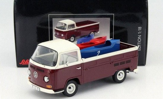 T2a Pritsche mit Seifenkisten 1967 - 1970 - 1:18 - Volkswagen
