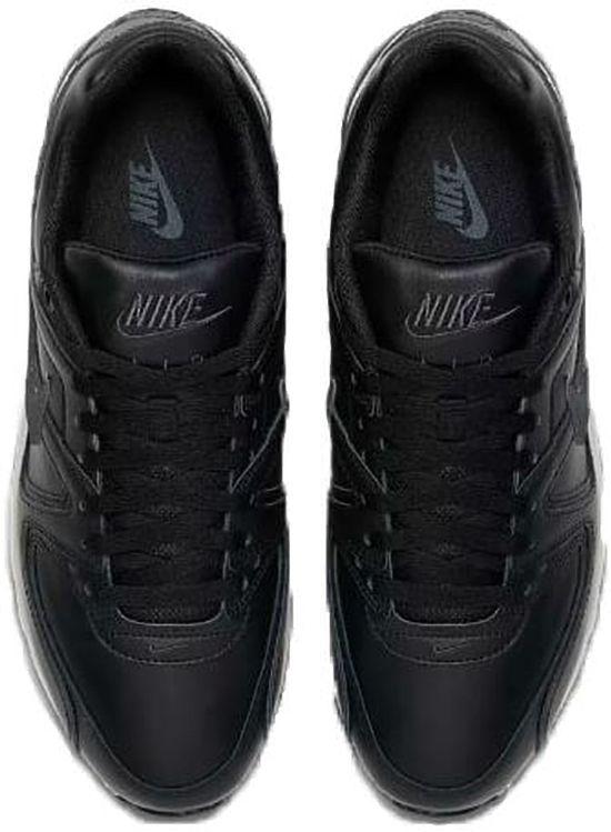 43 Air Command Maat Met Zwart Leather Grijs Max 749760 Nike 001 vqwx7pp