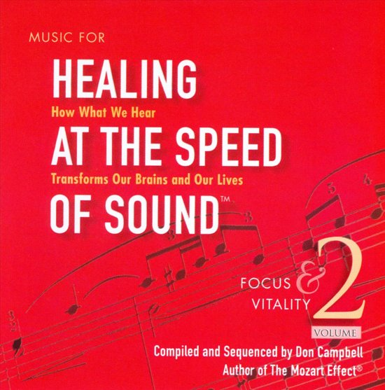 Healing At The Speed Of Sound Vol. 2