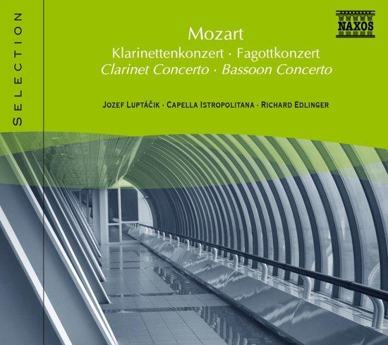 Mozart: Clarinet Concerto / Ba