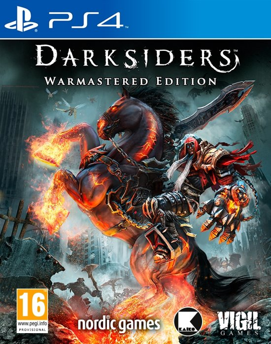 Darksiders: Warmastered Edition PlayStation 4