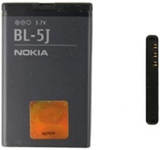 Nokia C3 00 Batterij origineel BL-5J in Kraanmeer