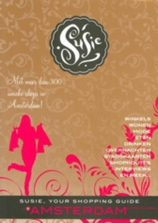 Susie Your Shopping Guide / Amsterdam & Amstelveen - nvt |