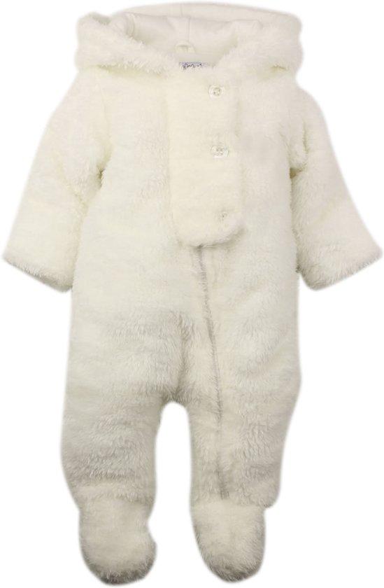 Uniseks Babykleding.Bol Com Dirkje Babykleding Unisex Winterpak Offwhite Fake Fur