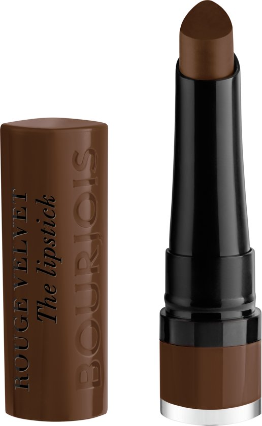 Bourjois Rouge Velvet The Lipstick - 25 Maca'brown
