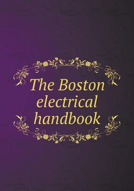 The Boston Electrical Handbook