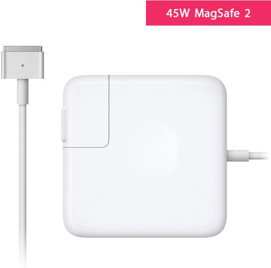 45W MagSafe 2 Power Adapter (voor MacBook Air)