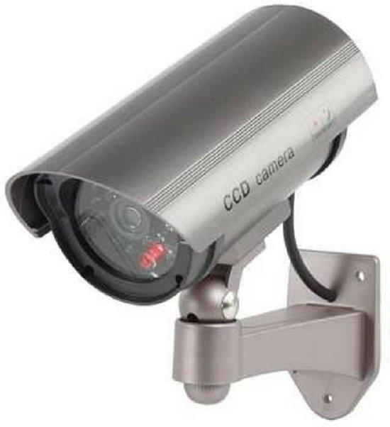 camera beveiliging dummy camera luxe beveiligingscamera binnen buiten led verlichting