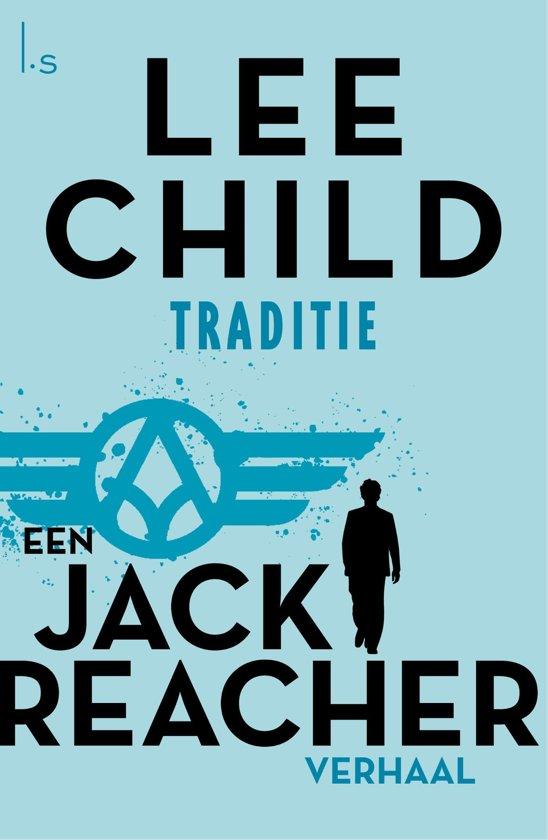 Boekomslag voor Jack Reacher 9 - Traditie