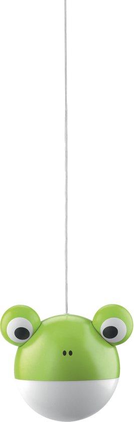 Philips hanglamp groen kikker kinderkamer
