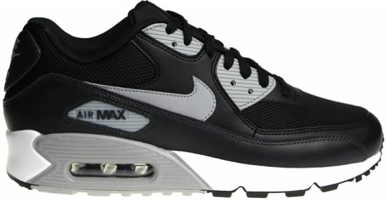 timeless design 12dab be12d Nike Air Max 90 Essential 537384-056 Zwart Grijs