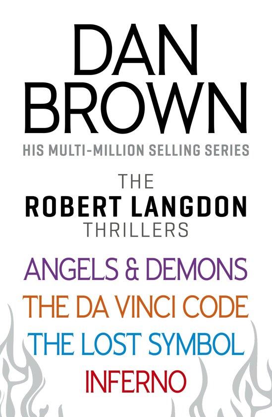 Bol Dan Browns Robert Langdon Series Ebook Dan Brown