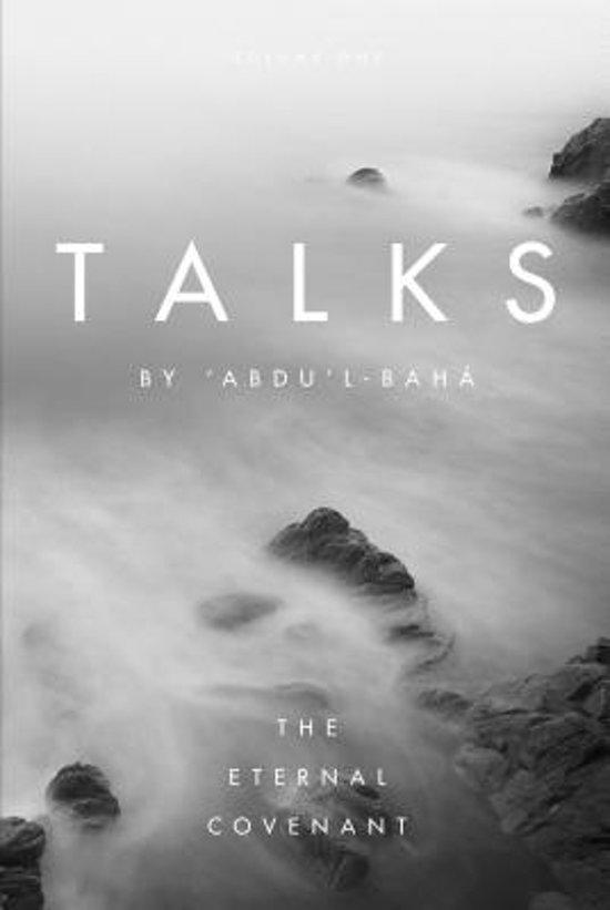 Talks by 'abdu'l-Baha