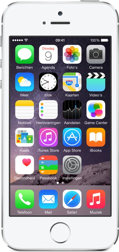 Smartphone APPLE IPHONE 5S GRIS 32GO