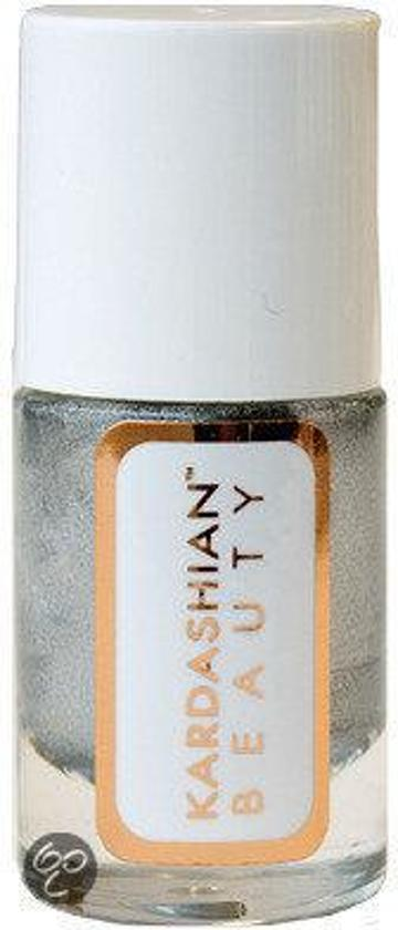 Kardashian Beauty Mixed Metals - Zinc Platinum - Zilver - Nagellak
