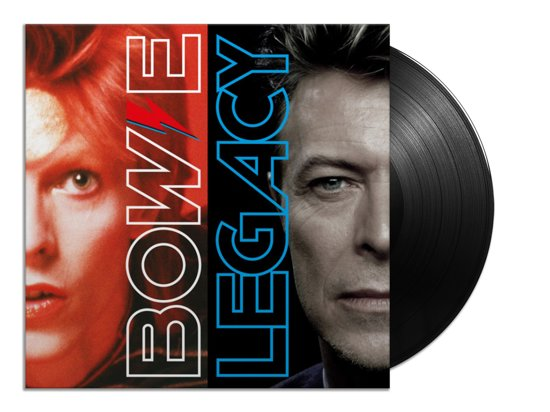 Legacy (The Very Best Of David Bowie) 2LP