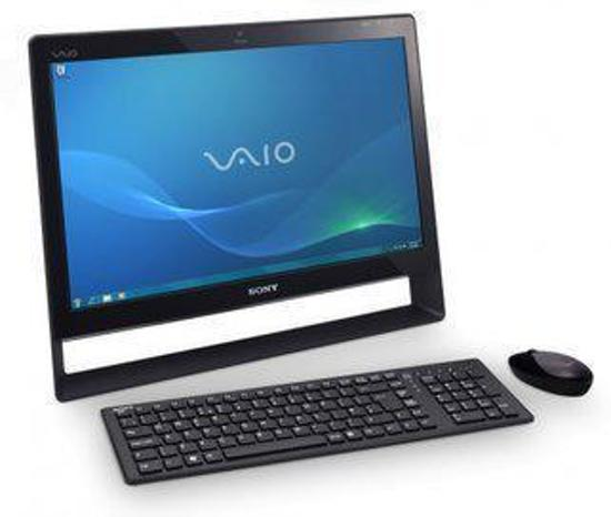 "Sony VPCJ11M1E/B VAIO All-In-One-PC - 2,26 GHz Intel Core i3 / 4096 MB / 500 GB / 21,5"" Full HD Touchscreen"
