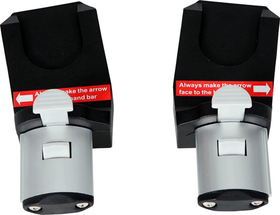 Topmark - Extra adapterset voor maxi cosi autostoel