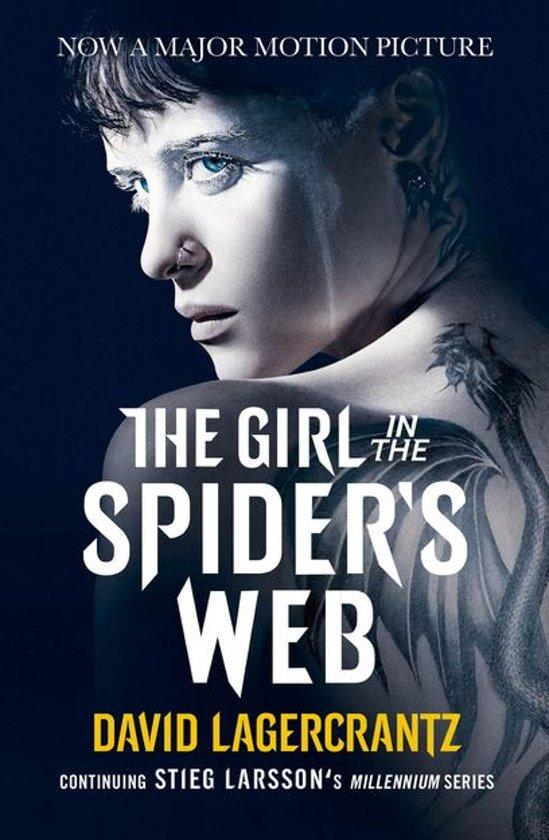 Boek cover The Girl in the Spiders Web van David Lagercrantz (Onbekend)