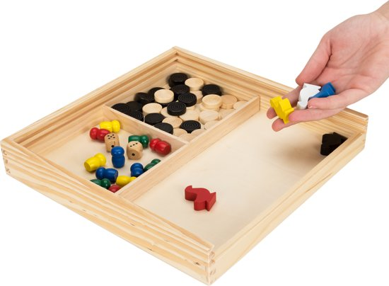 Gamebox 4-in-1  WD