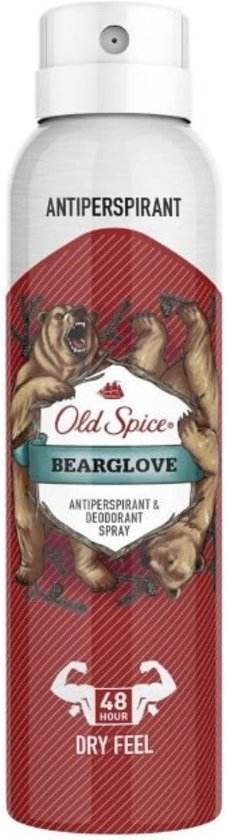 Old spice deodorant bearglove 150 ml