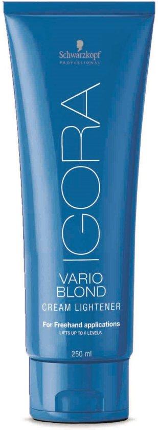Schwarzkopf Igora Vario Blond Cream Lightener 250ml