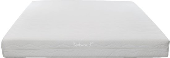 Bedworld Pocket Nasa - Matras - 140x200 - 20  cm matrasdikte medium ligcomfort