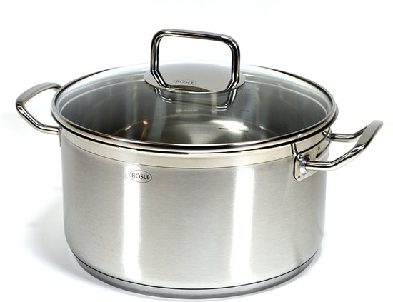 Rösle Pro i-Motion kookpan 5 liter
