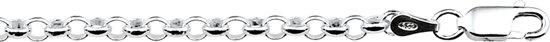 Yep! Armband Jasseron 3,5 mm - Zilver