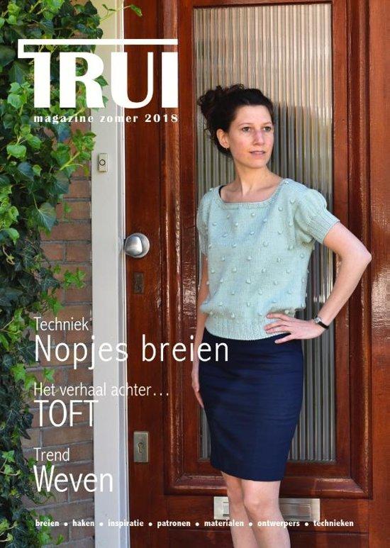 Bolcom Trui Magazine 12 Trui 9789082166385 Boeken