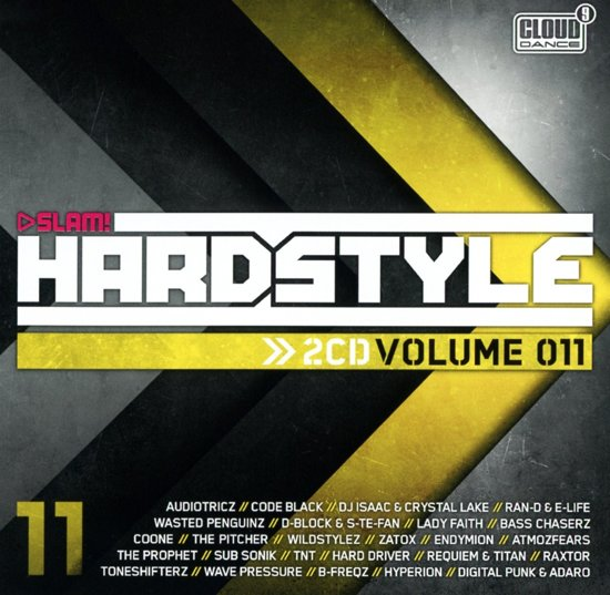 Slam! Hardstyle Volume 11