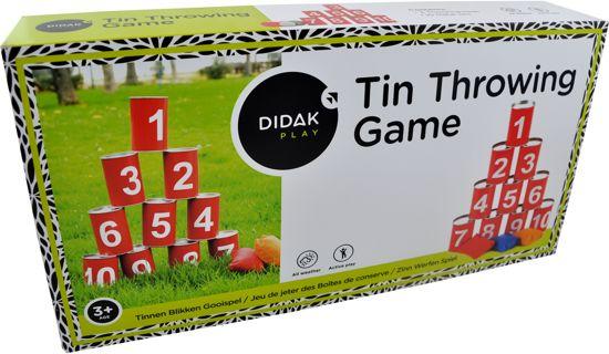 Tinnen Blikken Gooispel Didak Play