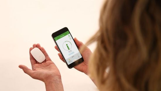 Upright Go - Activity tracker